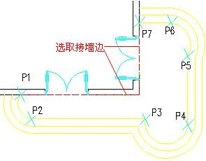 CAD建筑结构图绘制之台阶创建的实例说明