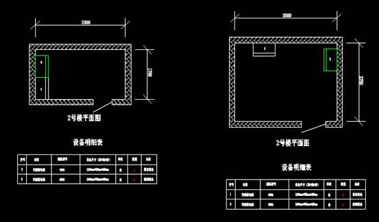 工程CAD图纸之供电系统改造工程设计实例