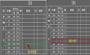 CAD教程:CAD绘制表格之增加表行