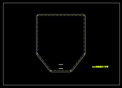 CAD图纸快速查看之硬铝板