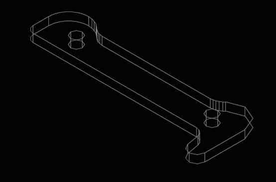 机械零部件CAD图纸之橡胶零部件