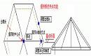 CAD建筑制图入门之CAD软件中如何绘制攒尖屋顶?