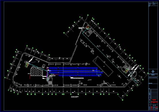 CAD建筑图纸下载之建筑光伏设计图
