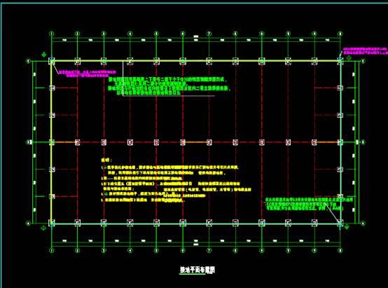 CAD图纸快速查看之某文具厂CAD电气图