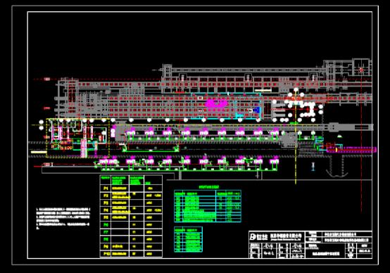 结构设计CAD图纸查看之地基基础加固图