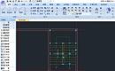 建筑CAD制图教程:CAD软件中怎么编辑双跑楼梯?