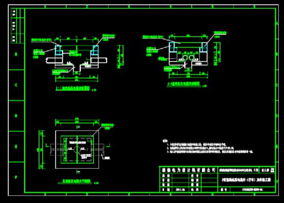 CAD图纸快速查看之低压通用图