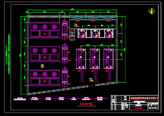 建筑CAD图纸下载之压力管道