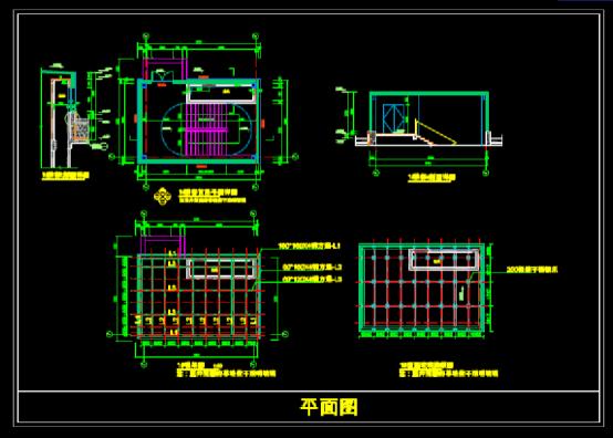 建筑CAD图纸下载之幕墙设计