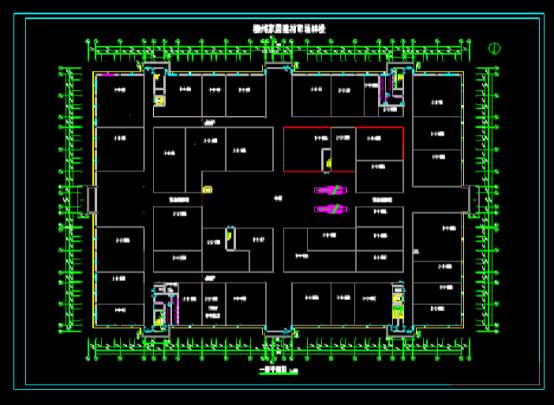 建筑CAD图纸下载之厨卫设计项目