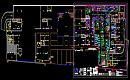 CAD绘制室内设计图纸之卖场布局方案
