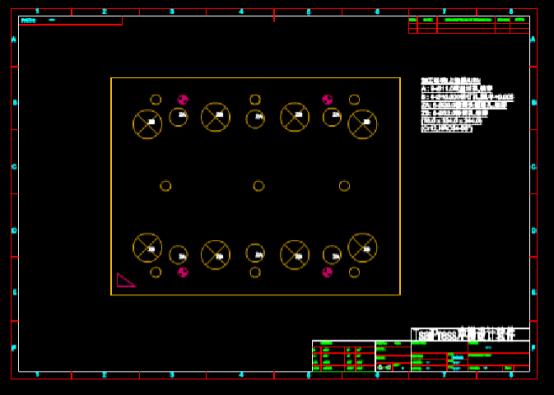 CAD快速查看机械图之冲模设计