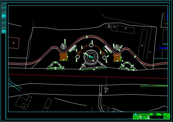 建筑CAD图纸下载之建筑CAD总平面图绘制