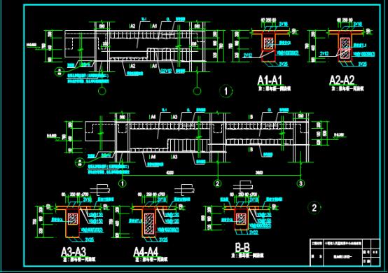结构设计CAD图纸查看改造图的方法