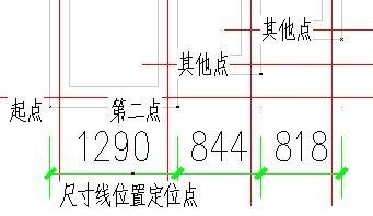 CAD标注之CAD中怎么使用逐点标注?