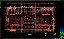 某管道布置图的CAD下载图纸资源