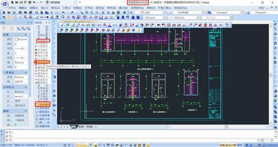 CAD中怎么标注多管管径?