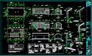某变电站设计项目的CAD图纸参考学习