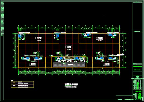 某车间设计CAD图纸下载资源
