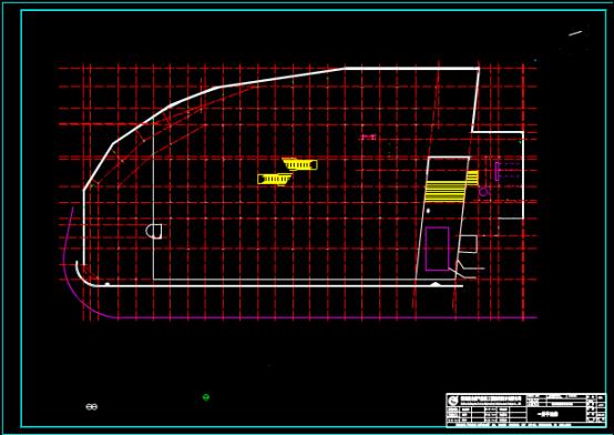 某综合楼CAD图纸下载的学习借鉴