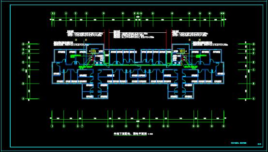 某楼房改造电气CAD图纸下载资源