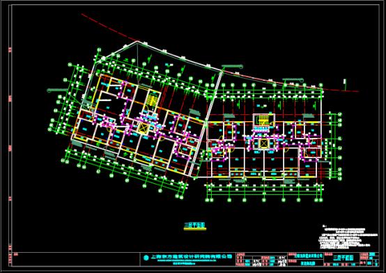 五号楼建筑设计CAD图纸查看