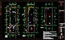 配电室平面布置CAD图纸查看