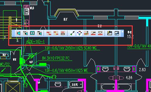 什么是弱电平面?CAD中弱电平面有哪些功能?