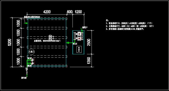 供水布置CAD图纸下载资源