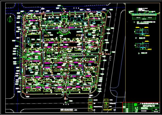 道路设计CAD图纸下载资源