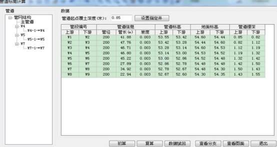 怎么计算CAD标高?管道标高的计算方法