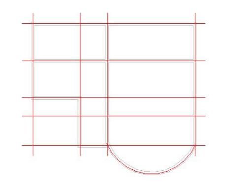 CAD中怎么添加轴线?CAD添加轴线操作技巧
