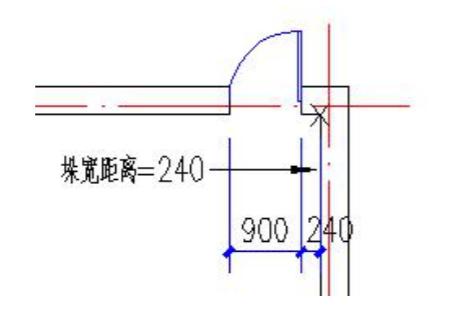 CAD门窗怎么画?CAD门窗插入方式(二)