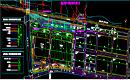 铁路专用线设计方案CAD图纸