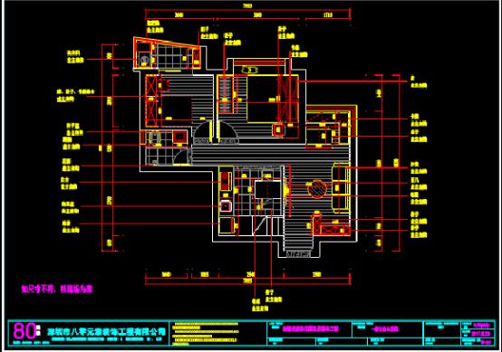小区CAD建筑装饰图纸下载
