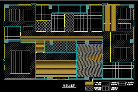 成都办公室CAD建筑设计图纸