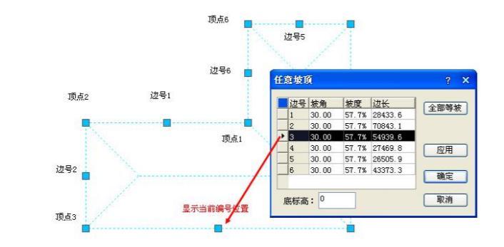 CAD中怎么画坡顶?CAD绘制任意坡顶教程