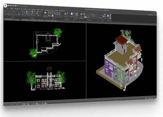 CAD画图对电脑有什么要求?CAD绘图电脑配置推荐