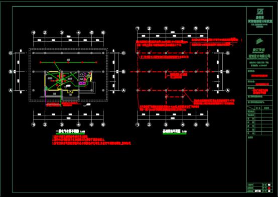 电力图库CAD设计图纸下载