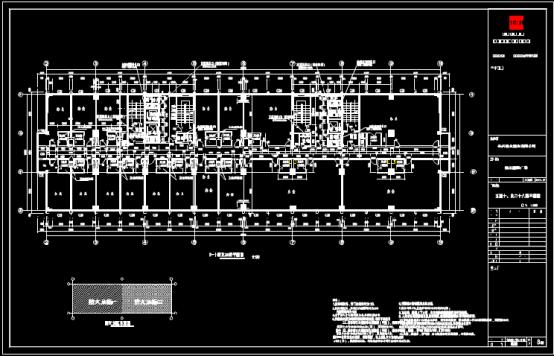 建筑竣工图CAD绘图技巧