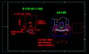 磨棍组芯模具CAD图纸下载素材