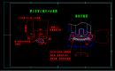 磨棍有环形槽型板模具CAD图纸下载