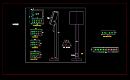 煤太行操作柱模具CAD图纸设计方案