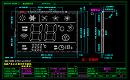 液晶屏设计方案CAD图纸快速查看