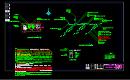 锅炉房燃气管道施工CAD图纸下载