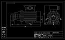 齿轮油泵装置CAD图纸快速查看
