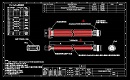 端子连接机械零部件CAD图纸查看