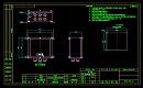 防爆防腐接线柜CAD图纸参考