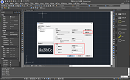 CAD输入文字后横排文字变成竖排了怎么办?