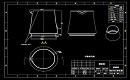 玻璃养生壶设计CAD图纸绘制参考